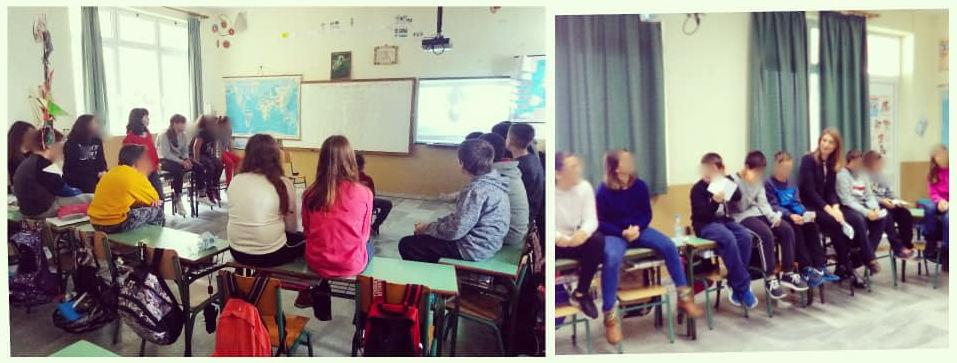 Ευαισθητοποίηση μαθητών για τον σχολικό εκφοβισμό 2