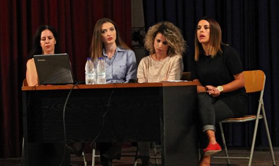 Ομιλία με θέμα τη Νόσο Alzheimer στη Καλλιμασιά