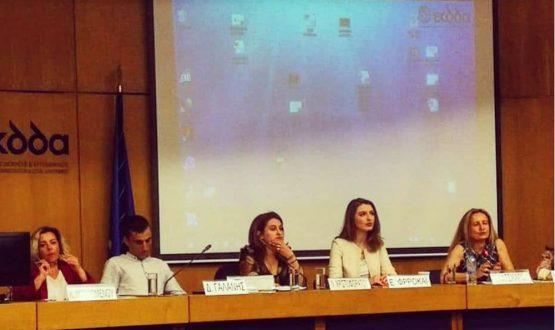 Ομιλία στο Συνέδριο της Ομοσπονδίας ΑΡΓΩ στα πλαίσια της ΚΜΨΥ Χίου