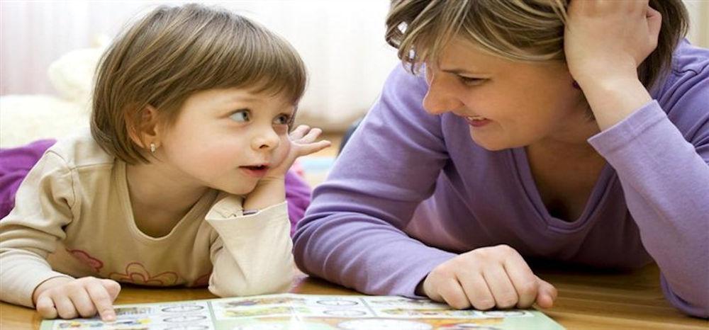 Ο Ρόλος Του Οικογενειακού Περιβάλλοντος Στη Μάθηση Των Παιδιών Στην Προσχολική Ηλικία