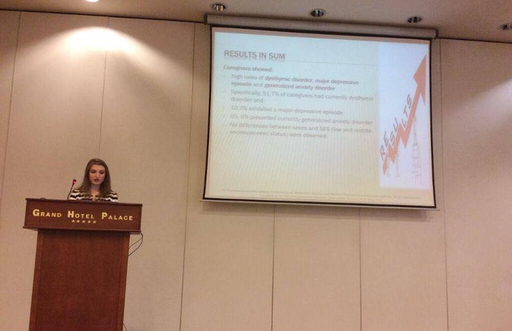 Παρουσίαση έρευνας-9ο Πανελλήνιο Συνέδριο Νόσου Alzheimer