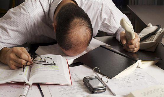 Σύνδρομο επαγγελματικής εξουθένωσης